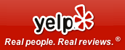 Yelp Logo review service